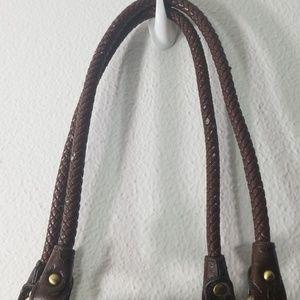 mc Bags - M.C. leather tooled purse